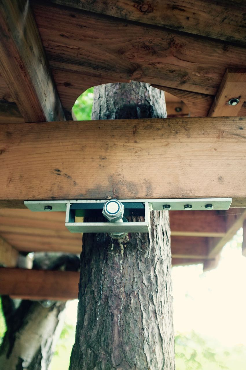 treehouse attachment bolts