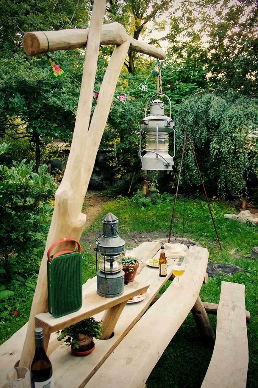 picknicktafel op maat