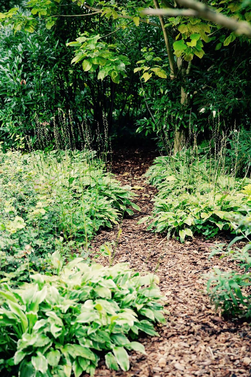 pad natuurspeeltuin