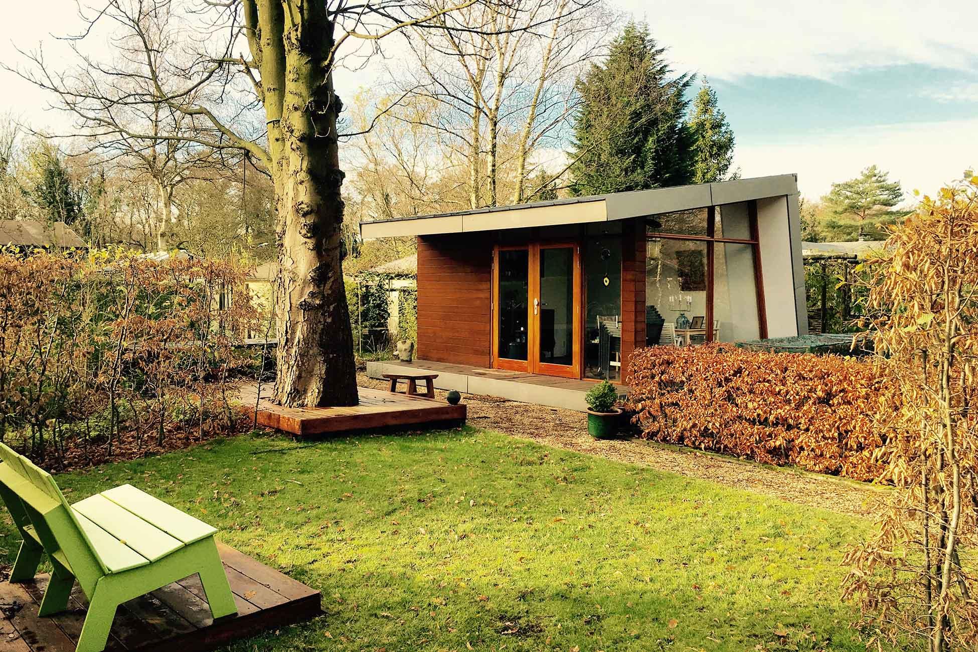 design tuinhuis op maat