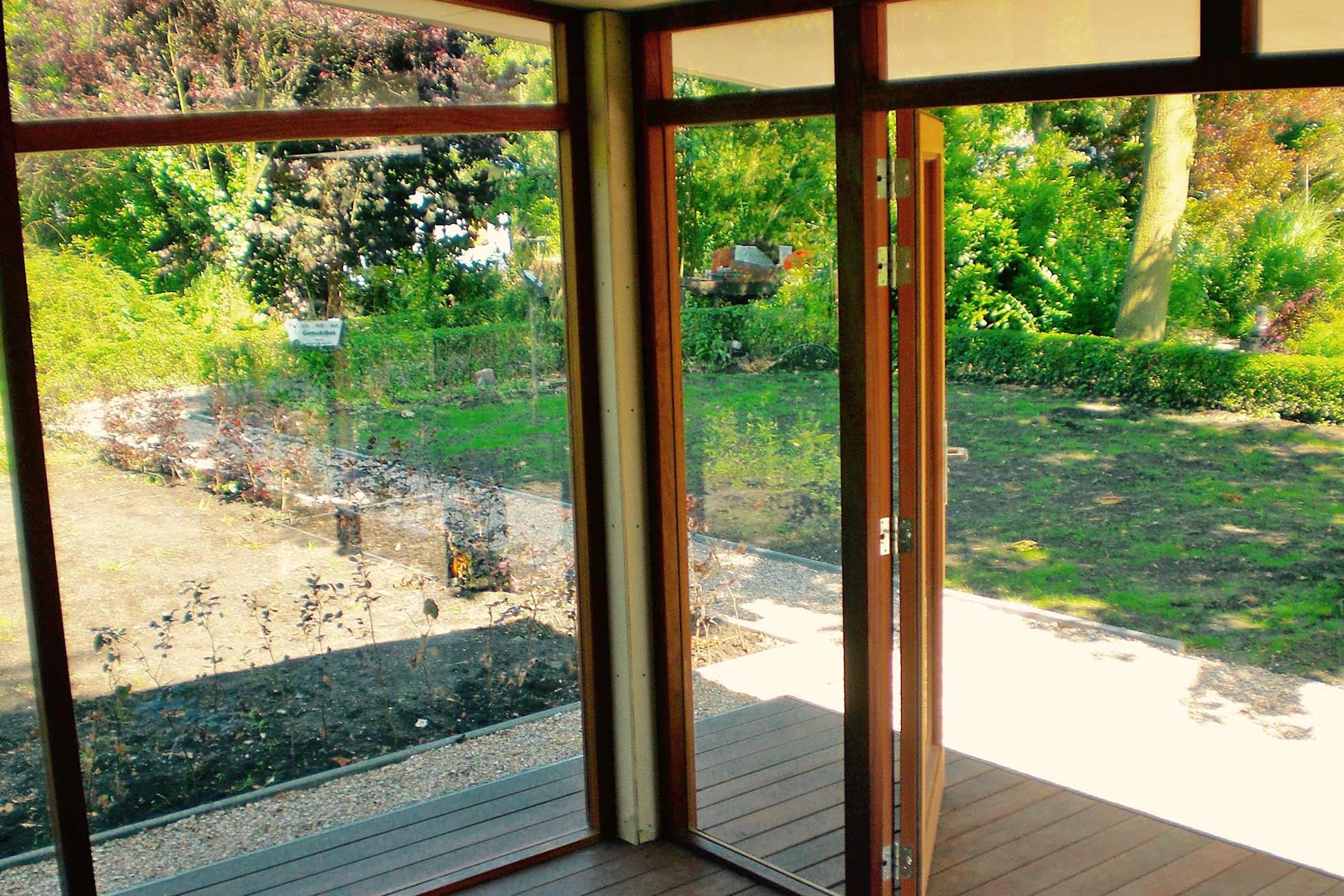 design tuinhuizen