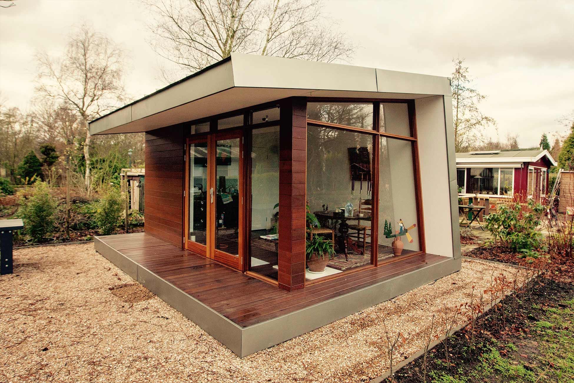 tuinhuis design