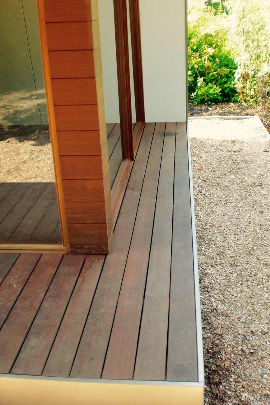 vlonder design tuinhuis